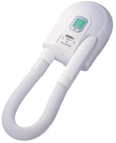 Sèche cheveux avec thermostat digital CSC4