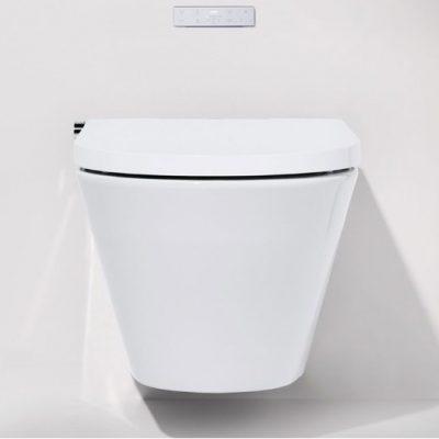 WC Japonais suspendu Axent One existant aussi au sol