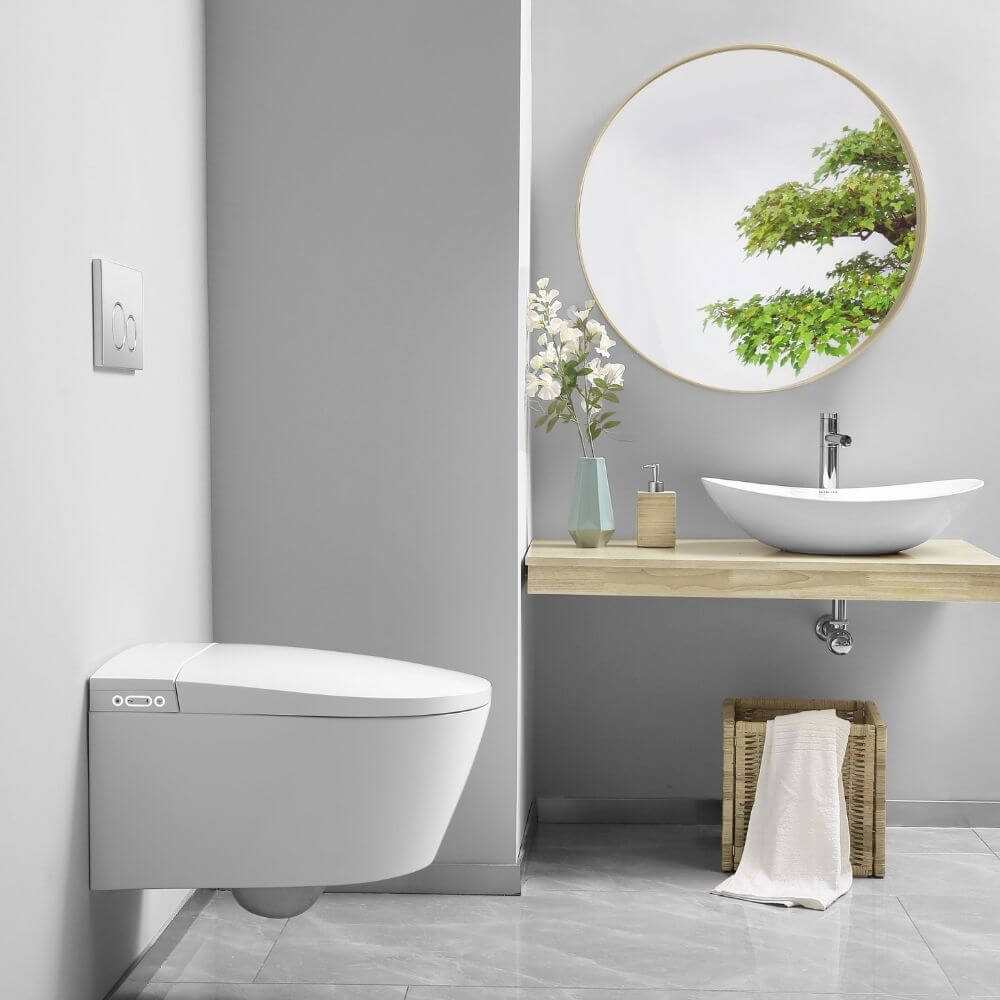 toptoilet-WC Japonais Suspendu CRYSTAL-5